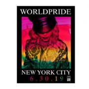 MADAME X WORLD PRIDE - LIMITED EDITION LITHOGRAPH (#4 / 330)